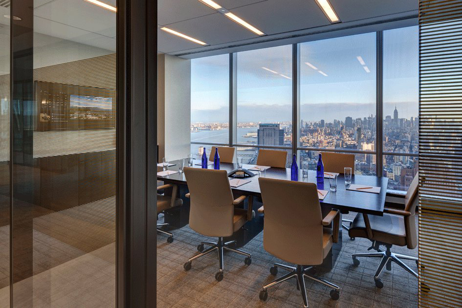 Silver Suites Offices at 7WTC