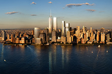 View of Manhattan with WTC Skyline