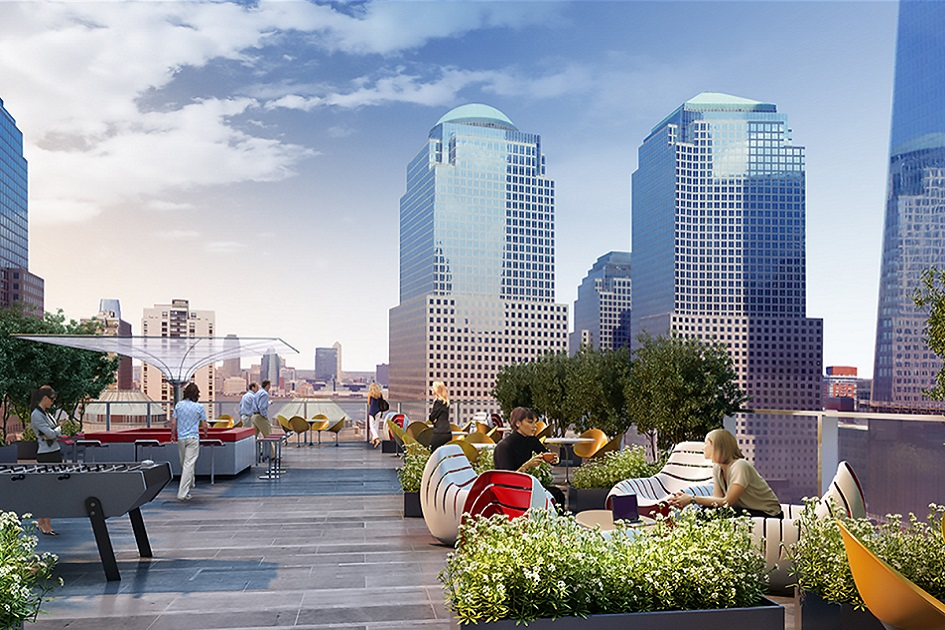 3 world trade center nyc commercial real estate for 20 river terrace nyc