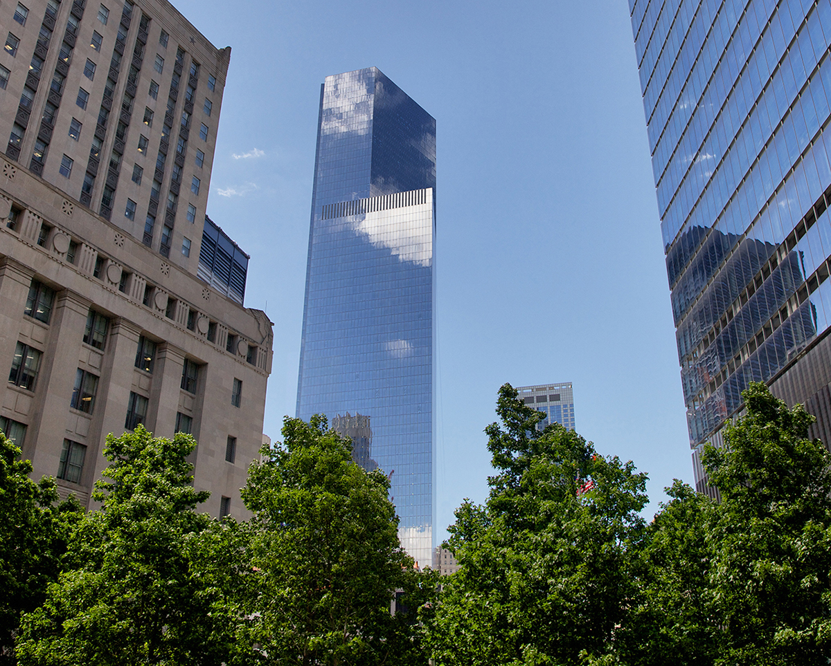 Another Financial Tech Firm Heads to 4 WTC