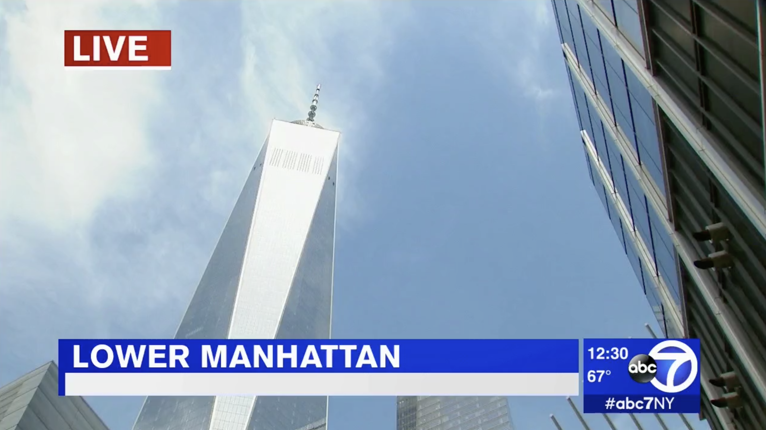 3 World Trade Center Officially Opens