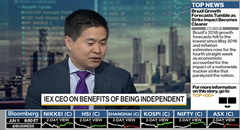 IEX CEO on Move to 3 World Trade Center