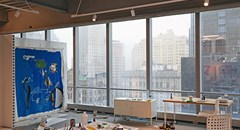 25 international artists receive studio space at 4 World Trade Center