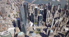 Dawn of a new Downtown: The transformation of Lower Manhattan since 9/11