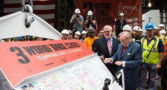 3 World Trade Center Finally Tops Out at 1,079 Feet