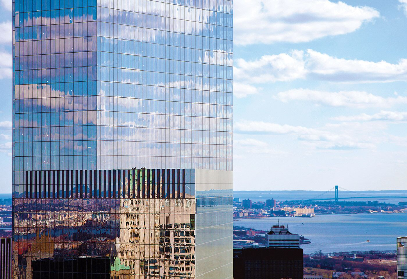 Financial Tech Firm Inks Deal for Two Floors at 4WTC
